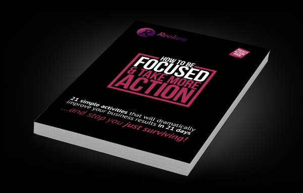 How To Be Focused and Take More Action eBook